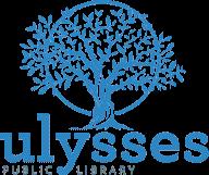 ulysses public library logo transparent header