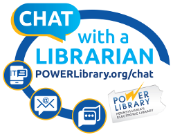 chat with a librarian logo
